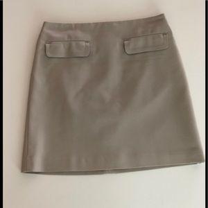 Ann Taylor petites mini skirt